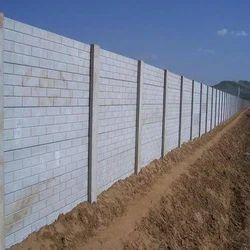 Concrete Precast Compound Wall