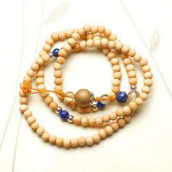 5-Sandalwood Necklace