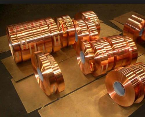 Alloy Copper Strips