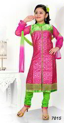 Kids Churidar Suit