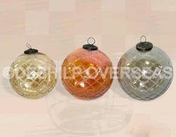 Luster Christmas Ball