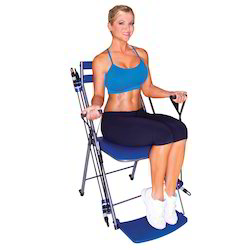 Kawachi Chair Gym Total Body Workout Exercise chair