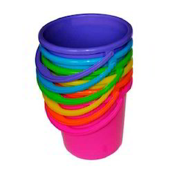 Colorful Plastic Bucket