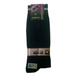 Uniform Stripe On Elastic Socks