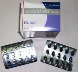 Dutasteride 0.5mg Tablets