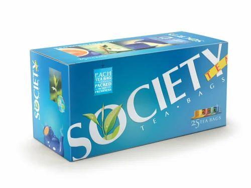 Society- Regular Tea Bags (Envelope)