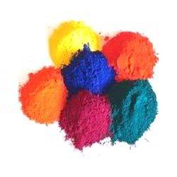 Natural Reactive Dyes