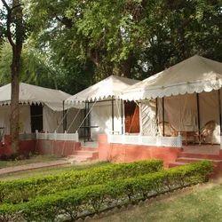 Resort Tent & Outdoor Tents - Resort Tent Manufacturer from Mumbai