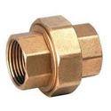 Brass Hex Union