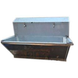 Wall Mounted Scrub Sink