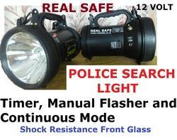 Police Searchlight
