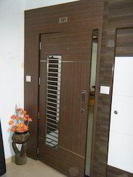 Safety Door In Surat Gujarat India Manufacturer And
