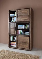 Wooden Display Unit - Wooden Furniture
