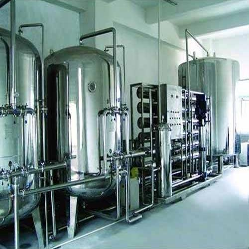 Mineral Water Plant Isi Approved Automatic Ro Reverse