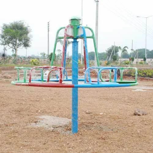 Outdoor Playground Equipment Merry Go Round Manufacturer From Hyderabad