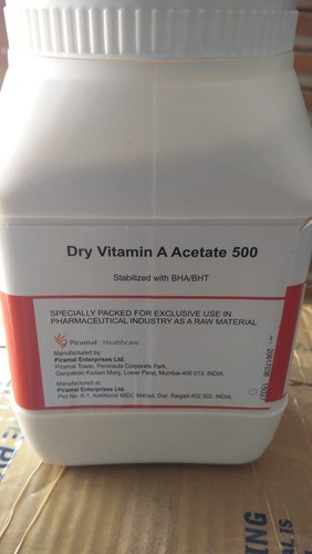 Vitamin A Acetate Dry Powder