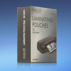 Transparent Lamination Pouches