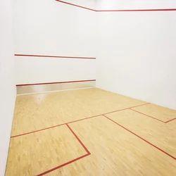 Squash Courts Flooring