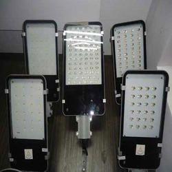 Multiple Power LED Downlights In Showcase