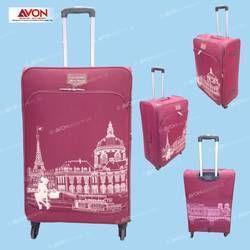 Printed Trolley Bags