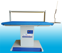 garments ironing table