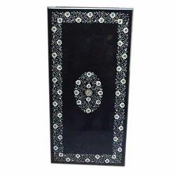 Black White Stone Table Tops