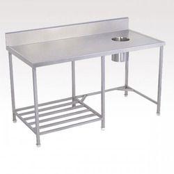 Soiled Dish Landing Table