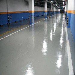 Epoxy Self Leveling Anti Static Flooring