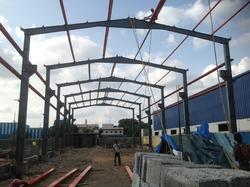 Prefabricated Shed Erection Service
