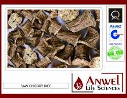 Raw Chicory Dice