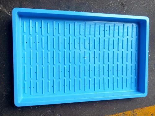 Hydroponic Fodder System Hydroponic Plastic Tray
