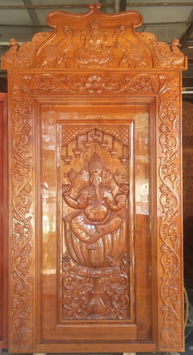 Burma Teak Wood Doors Asw 002 Wooden Doors Manufacturer
