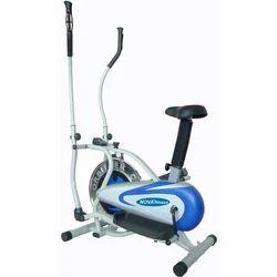 Dual Action Elliptical Bike