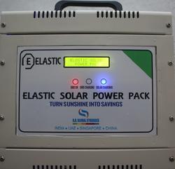 Elastic Solar Power Pack