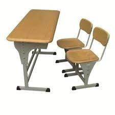 Double School Desk Series