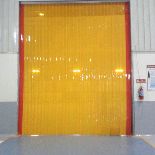 Climate Control PVC Strip Curtains - Climate Control PVC Strip ...