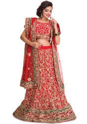 Party Embroidered Lehenga