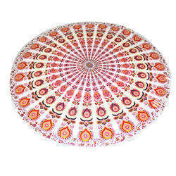 Cotton Hippie Mandala Roundies