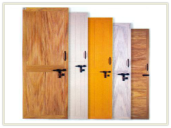 Akshara PVC Bathroom Doors