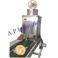 Lahsun Peeling Machine