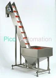 Cleated Belt Conveyor