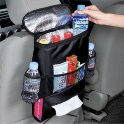 Kawachi Multifunctional Car Seatback Thermal Cooler Bag Orga