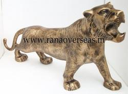 Metal Decorative Panther