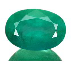 Zambia Green Panna Stone