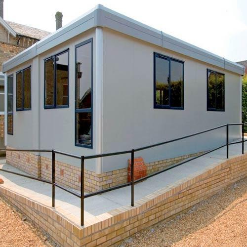 Prefab Shelters - Manufacturer from Faridabad