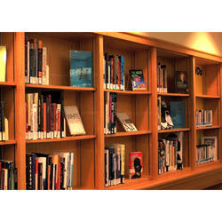Designer Library Book Racks