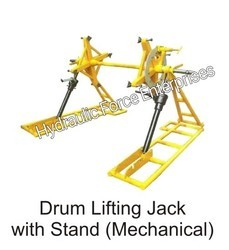 Mechanical Drum Lifting Jack With Stand