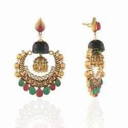 F 411 Designer Earrings
