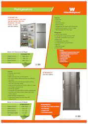White Westinghouse Refrigerators