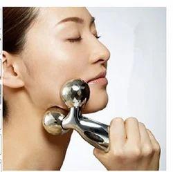 Alpha Ballic Platinum Roller 3D Massager Body Face Massager
